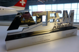 Swiss-AS voted Best IT Software Provider 2013