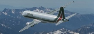 Alitalia fully operative with AMOS