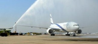 El Al takes off with AMOS