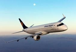 Lufthansa CityLine takes off with AMOS