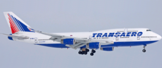Russian Transaero Airlines commits to AMOS