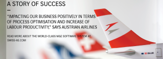 AMOS - a story of success at Austrian Airlines