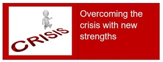 Overcoming the crisis with new strength