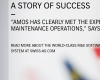 AMOS - a story of success at FAM and Finncomm