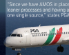 AMOS - a story of success at Portugália Airlines